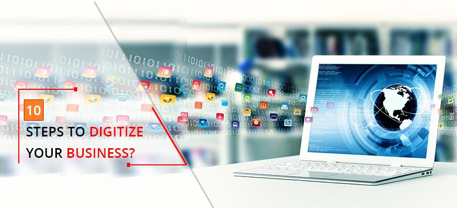 digitize business