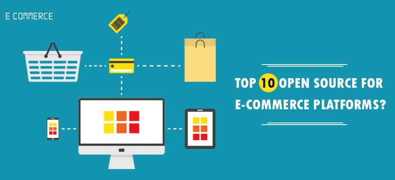 Top 10 Open Source E-commerce platforms