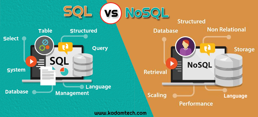 Difference between SQL and NoSQL