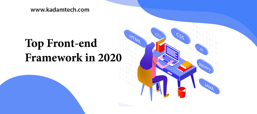 Top Front-end Framework in 2020