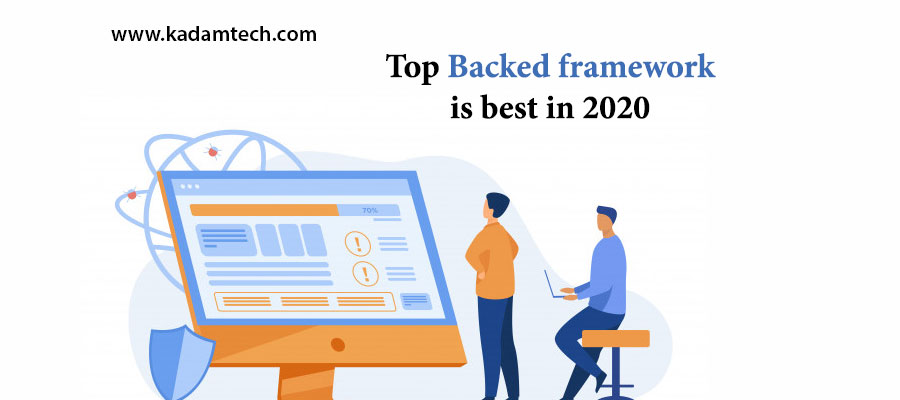 Top backend frameworks in 2020
