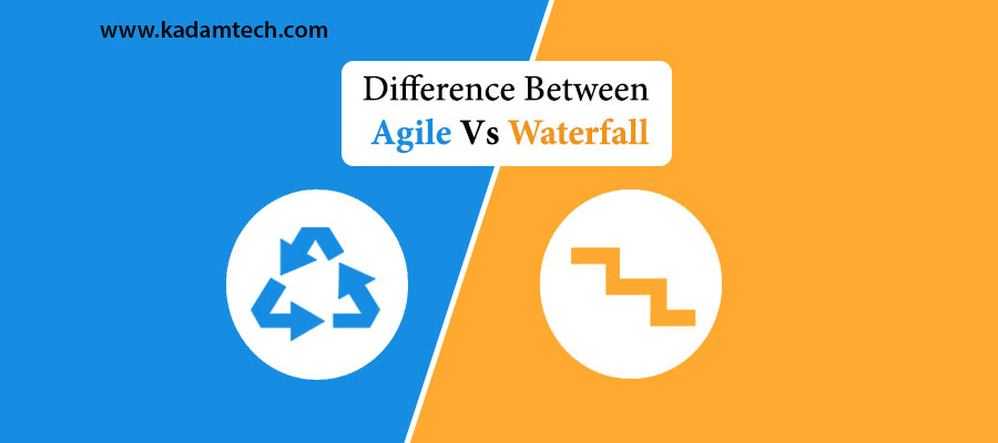 Difference Between Agile Vs Waterfall