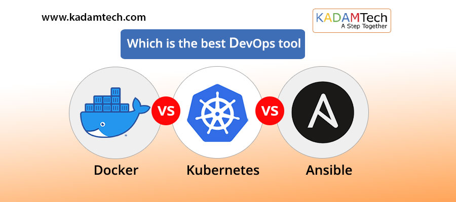 Docker vs Kubernetes vs Ansible: Which Is the Best DevOps Tool?